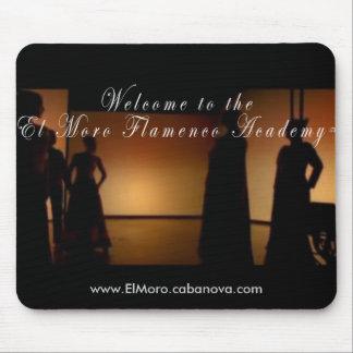 El Moro Flamenco Academy ™ Mousepad