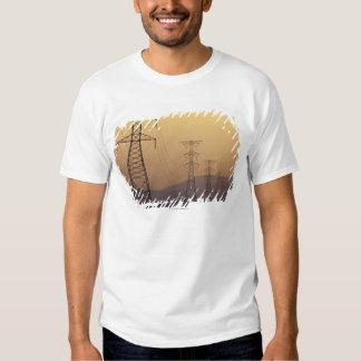 Electricity pylons shirts