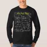 electronic project t-shirt