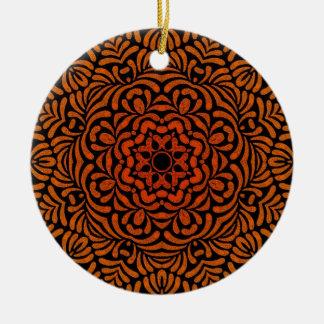 Elegant Star Ornament