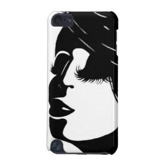 Elegent Girl iPod Touch 5G Cases
