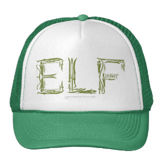 Elf Weapons Collage Cap
