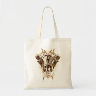 Elven Guards of Mirkwood Weaponry Budget Tote Bag