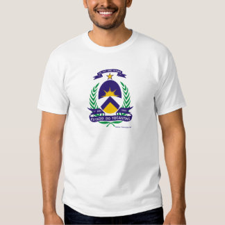 Emblem of Tocantins Tshirts