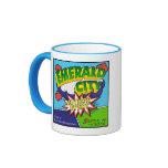 Emerald City Author Event Ringer Mug