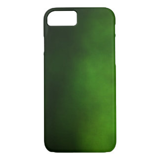 Emerald Green Ombre iPhone 7 case