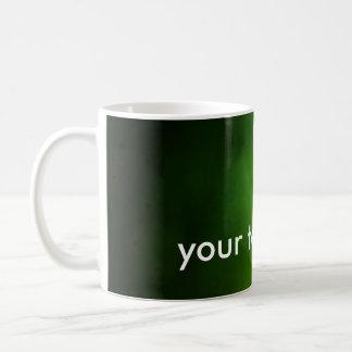 Emerald Green Ombre Mug