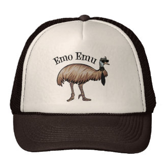 Emo Emu Cap