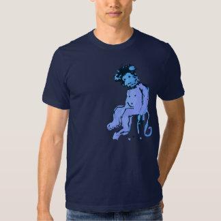emo monkey ink tshirt