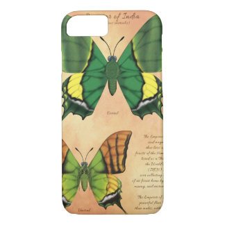 Emperor of India Butterfly iPhone 7 Case