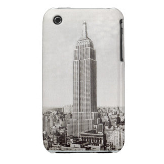 Empire State Building New York iphone Touch iPhone 3 Cover