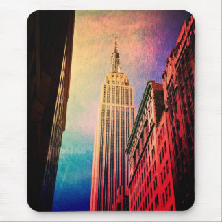 Empire State Building - Surreal - New York City Mouse Pad