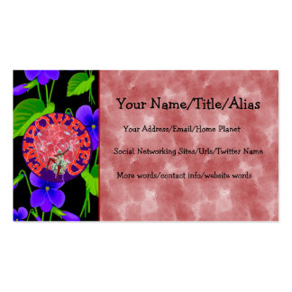 Empowered Woman Pack Of Standard Business Cards