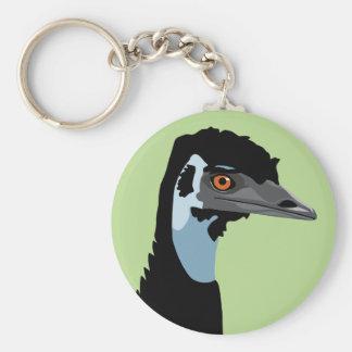 Emu Key Chain