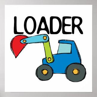 End Loader Poster