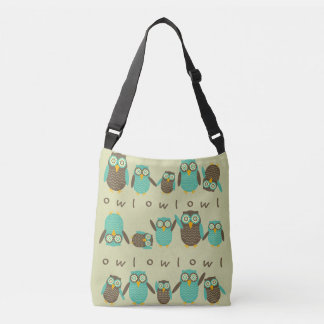 Energetic Owls Tote Bag
