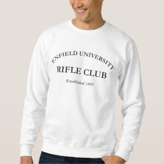 Enfield University Rifle Club Pullover Sweatshirt