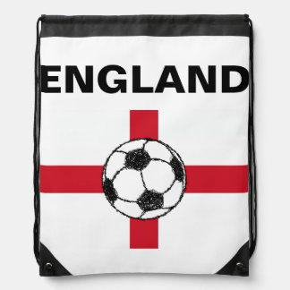 England Flag | Football Ball Rucksack
