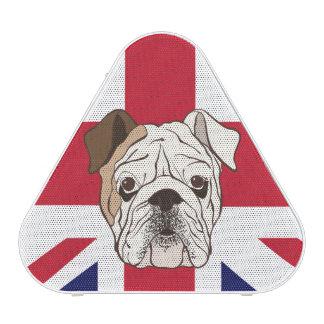English Bulldog & Union Jack Pieladium Speaker