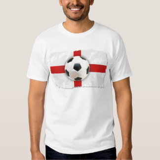 English Soccer Tee Shirts