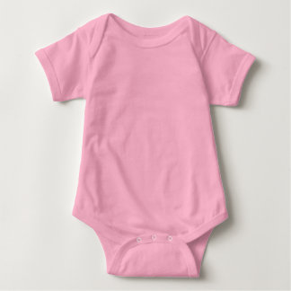 Entropy Demonstration Project -Modifiable Baby Tee