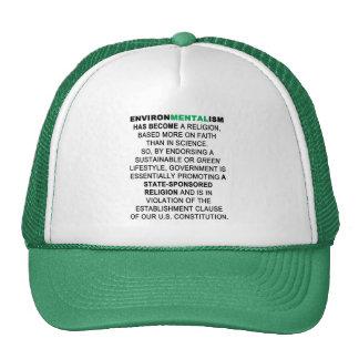 Environmentalism Cap