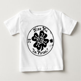 Epic Pi Day and St. Patrick's Day 2 in 1 Infant T-Shirt