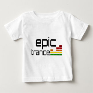 Epic Trance Music with Stereo Equalizer Tees