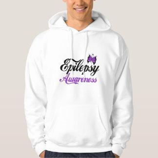 Epilepsy Awareness Hooded Pullover