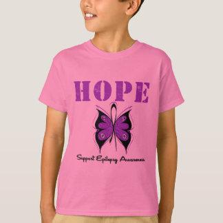 Epilepsy HOPE T-shirts