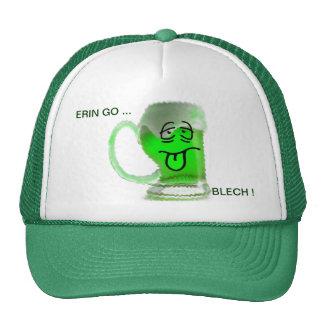 ERIN GO BLECH ! CAP