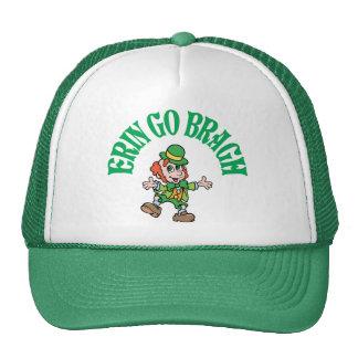 Erin Go Bragh Leprechaun Cap