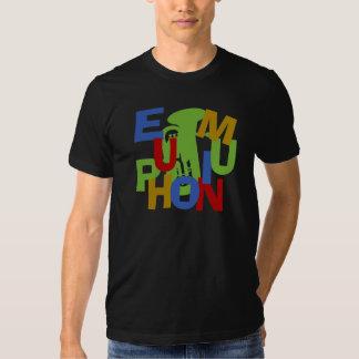 EUPHONIUM Scramble Tshirts