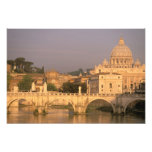 Europe, Italy, Rome, The Vatican. Basilica San Photograph