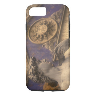 Europe, Italy, Tuscany, Florence, Piazza della iPhone 7 Case