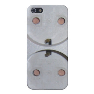 European Power Plug Cover For iPhone 5/5S