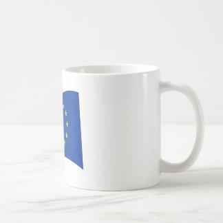 European Union Flag Basic White Mug