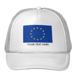European Union flag hats | EU Europe Europa