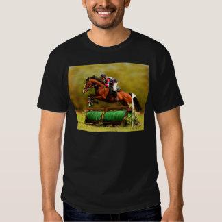Eventer - Horse Art Shirt