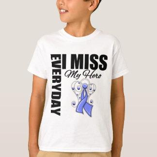 Everyday I Miss My Hero Esophageal Cancer Tshirt