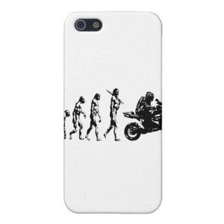 evolution bike iPhone 5/5S cases