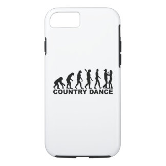 Evolution country dance iPhone 7 case