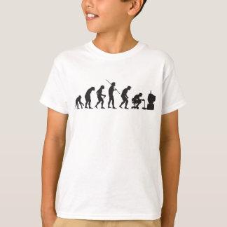 Evolution of Video Games Gaming Gamer Shirt
