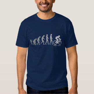 Evolution Road Cycling T Shirt