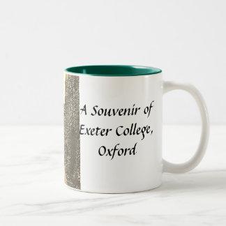 Exeter College, Oxford, Souvenir Mug