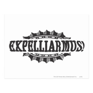 Expelliarus! Postcard