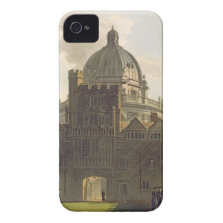 Exterior of Brasenose College and Radcliffe Librar Case-Mate iPhone 4 Case