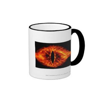 Eye of Sauron Ringer Mug