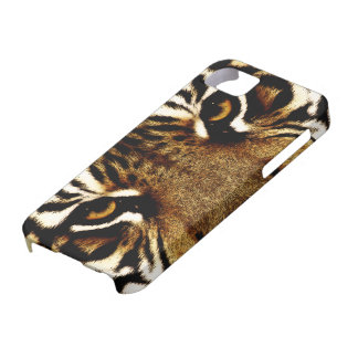 Eyes of a Tiger iPhone 5 Cover