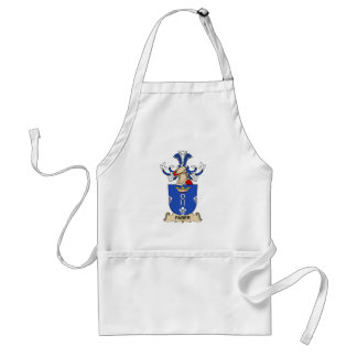 Faber Family Crest Standard Apron